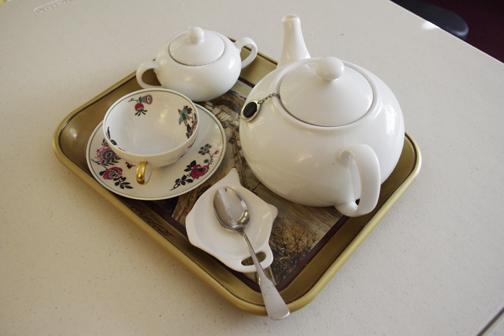 Office tea party