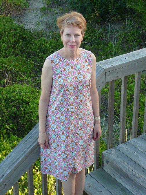 Shift dress summer 2013 copy