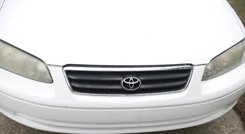 Smiling Camry