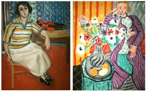 Matisse portrait size