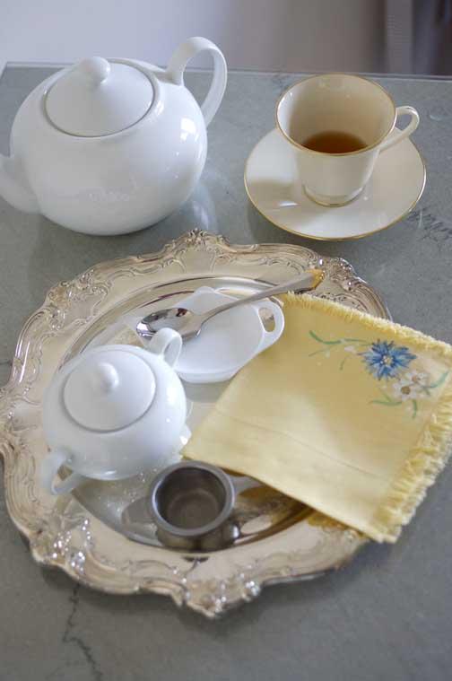 Aunt Helen's tray