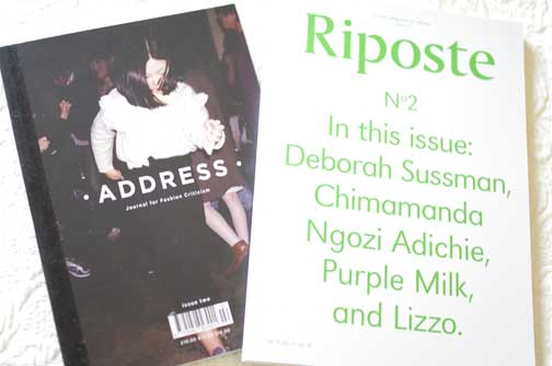 Riposte Address