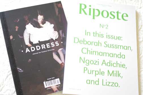 Riposte Address
