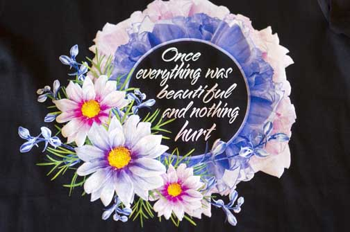once everything was beautiful