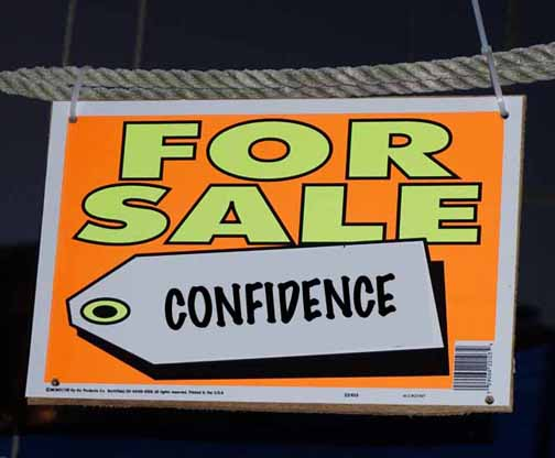 Confidence for sale low res