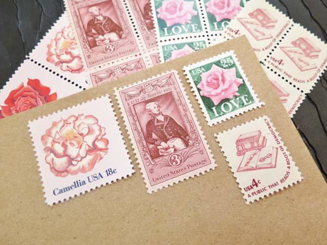 Verde Stamps