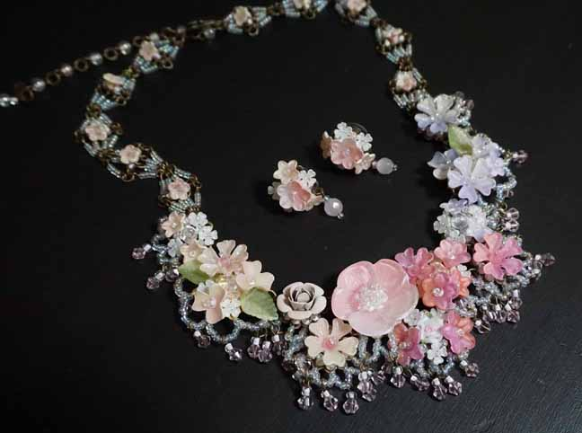 Collen Toland Necklace and Earrings