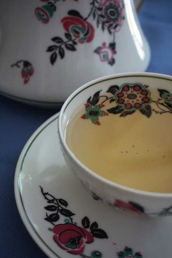 White Papaya tea