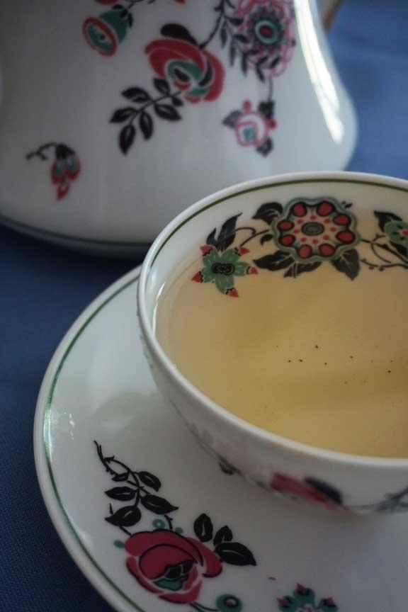 White Papaya tea