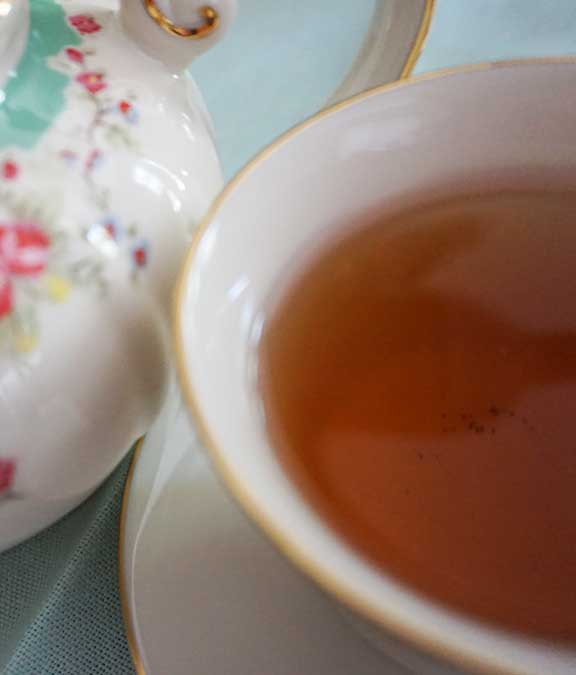 Summer Sol Ambrosia tea